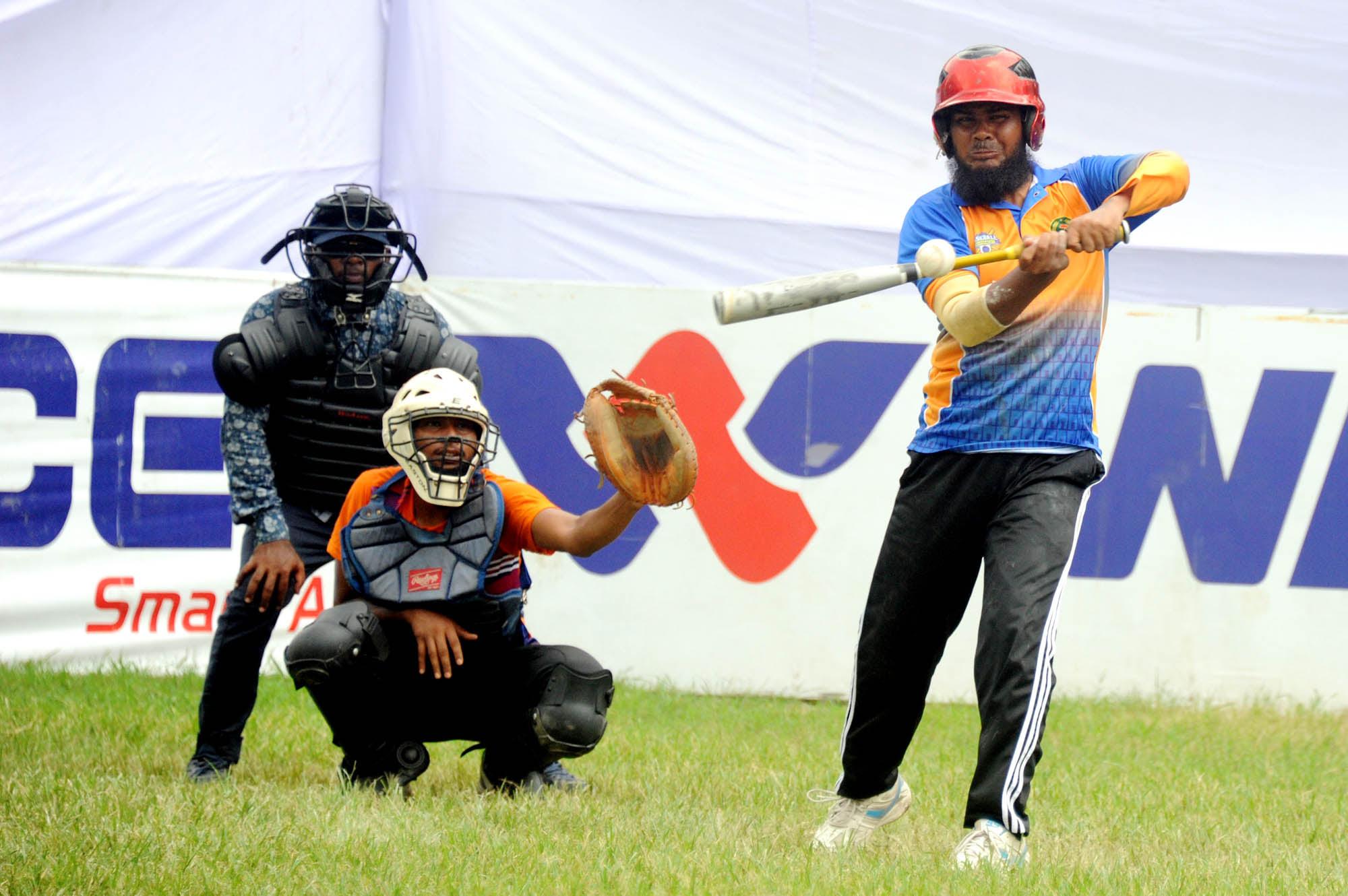 2020 Bangladesh Men's National Baseball Championship  বাংলাদেশ বেসবল-সফটবল সমিতি